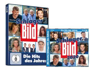 Schlager BILD 2020 CD+DVD-Paket