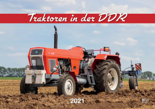 Traktoren in der DDR 2021