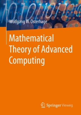 Mathematical Theory of Advanced Computing