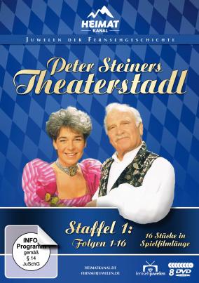 Peter Steiners Theaterstadl - Staffel 1