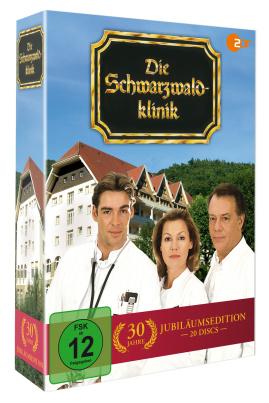 Die Schwarzwaldklinik Komplettbox (30jähriges Jubiläum)