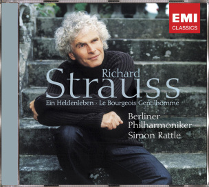 Berliner Philharmoniker - Strauss - Ein Heldenleben
