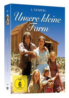 Unsere kleine Farm - Staffel 1