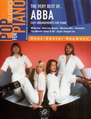 The Very Best Of ABBA. Vol.1
