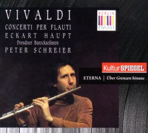 Vivaldi, Flötenkonzerte, Haupt (CD)