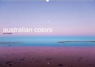 australian colors (Posterbuch, DIN A3 quer)
