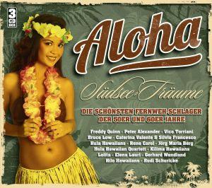 Aloha-Südsee Träume (3 CDs)