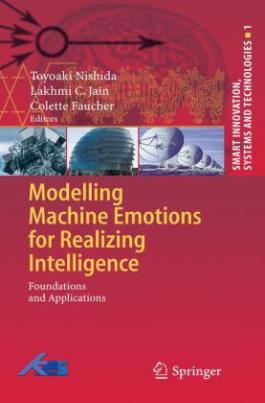 Modelling Machine Emotions for Realizing Intelligence