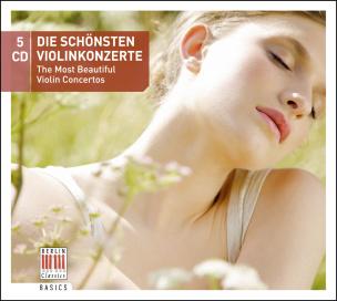 Die Schönsten Violinkonzerte