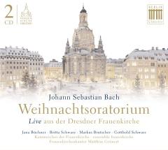 Weihnachts-Oratorium BWV 248 (2 CDs)