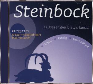 Astro-Hörbuch Sternzeichen Steinbock: Liebe, Erfolg, Gesundheit