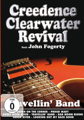 Creedende Clearwater Revival - Travellin' Band (DVD)