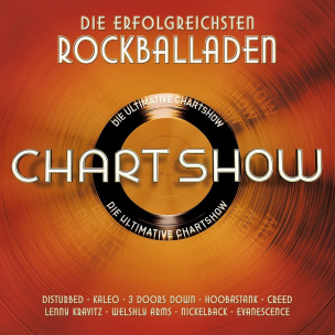 Die Ultimative Chartshow-Rockballaden