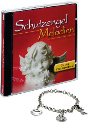 Schutzengelmelodien + Charmarmband Engel