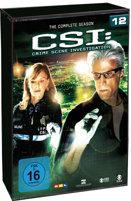 CSI: Las Vegas Komplette Staffel 12