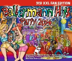 Ballermann Hits Party 2014 - 3CD XXL Fan Edition