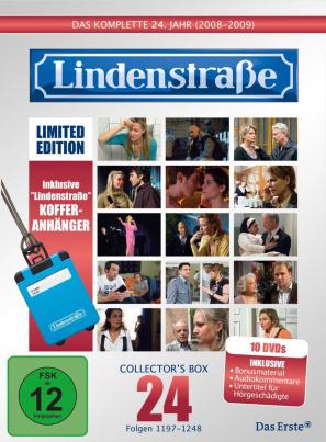 Lindenstraße Collector's Box Vol.24 (Ltd.Edition) (10 DVDs)