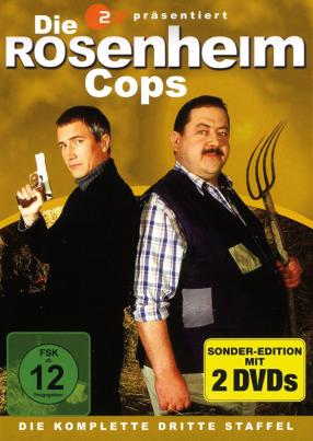 Die Rosenheim Cops - Die komplette 3.Staffel