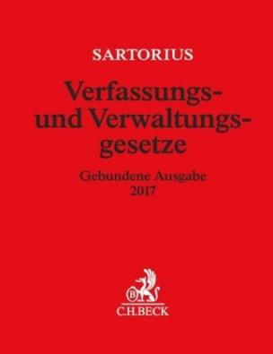 Verfassungs- und Verwaltungsgesetze Ausgabe 2017