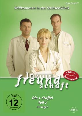 In aller Freundschaft / 7. Staffel - Teil 2