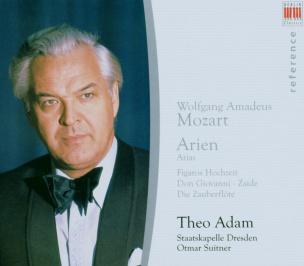 Mozart, W.A. - Opernarien