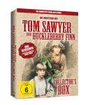 Tom Sawyer & Huckleberry Finn - Collector's Box