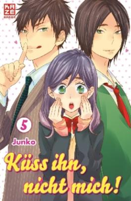 Küss ihn, nicht mich!. Bd.5