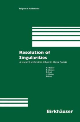 Resolution of Singularities