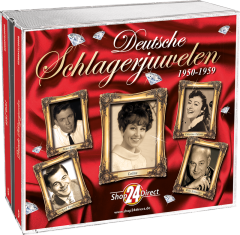 Deutsche Schlagerjuwelen der 50er Jahre - Die Raritäten