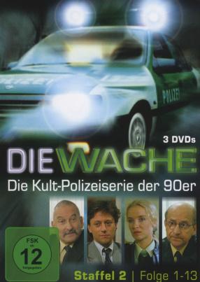Die Wache - Staffel 2
