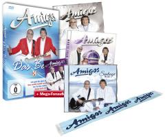 Santiago Blue (mit Gratis-Fanschal) + Geschenk-Paket (mit Mega-Fanaufkleber)