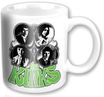 The Kinks Something Else White Tasse