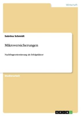Mikroversicherungen