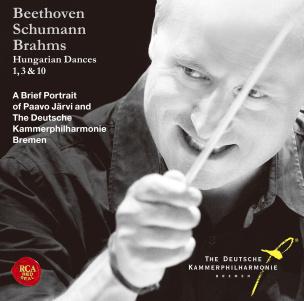 Brahms: Hungarian Dances 1,3,10 - Werke von Beethoven und Schumann