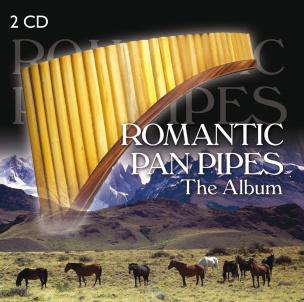 Romantic Pan Pipes - The Album