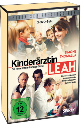 Kinderaerztin Leah