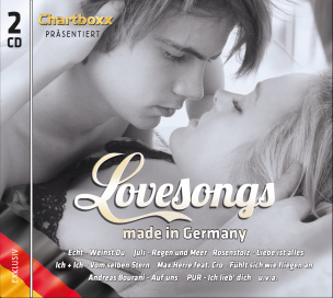 Chartboxx - Lovesongs Made in Germany