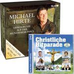 Michael Hirte - Liebesgrüße auf der Mundharmonika + Christliche Hitparade
