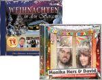 Weihnachten in den Bergen + Monika & David Herz - Fröhliche Weihnachten