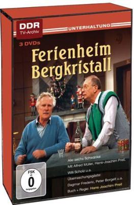 Ferienheim Bergkristall  (DDR TV-Archiv) (s24d)