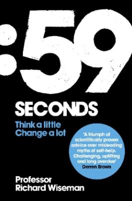 59 Seconds. Wie Sie in 60 Sekunden Ihr Leben verändern, englische Ausgabe