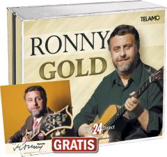 Gold + Gratis Autogrammkarte
