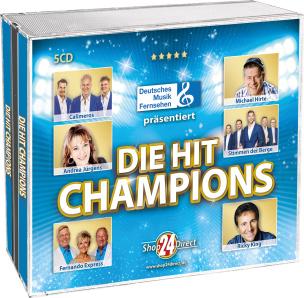 Deutsches Musik Fernsehen präsentiert: Die Hit-Champions