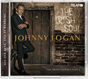 Johnny Logan - The Irish Soul - The Irish Connection (CD)