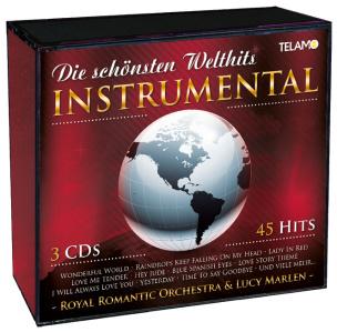 Die schönsten Welthits, Instrumental