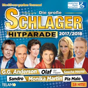 Die große Schlager Hitparade 2017/2018