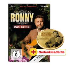 Ronny - Das Beste + EXKLUSIV Gedenkmünze