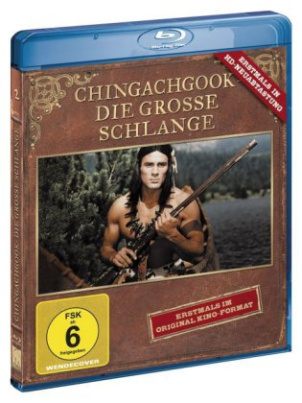Chingachgook, die große Schlange, 1 Blu-ray (Original Kinoformat + HD-Remastered)