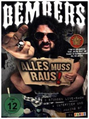 Bembers: Alles muss raus! - Live, 1 DVD