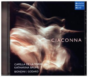 Ciaconna, 1 Audio-CD